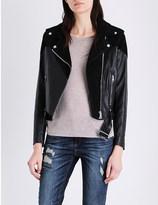 Diesel L-Cygni leather jacket