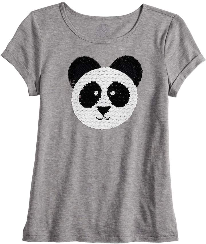 4219f7bbf Panda Shirts For Girls - ShopStyle
