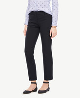 Ann Taylor The Ankle Pant In Double Cloth - Devin Fit