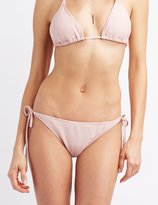 Charlotte Russe String Bikini Bottoms