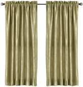 Elegant Home Fashions Aretha Crushed Window Panels (Set of 2)