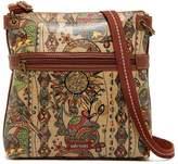 Sakroots Artist Circle Crossbody Bag