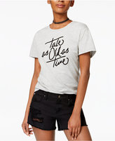MinkPink Cotton Tale As Old As Time Graphic T-Shirt