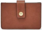 Fossil Mini Tab Wallet Leather