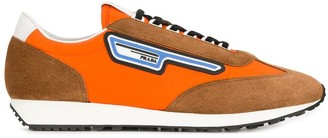 Prada Panelled Sneakers