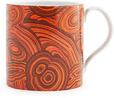 Jonathan Adler Malachite Mug - Orange