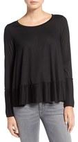 Ella Moss Women's 'Arabella' Pintuck Top