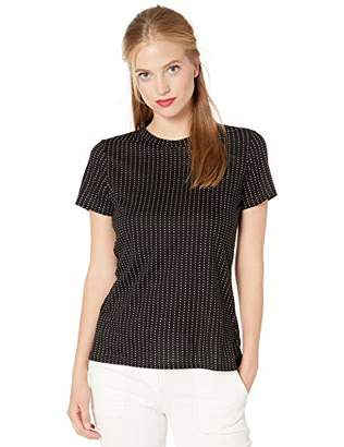 Kenneth Cole Women's WRAP Around You Knit TEE