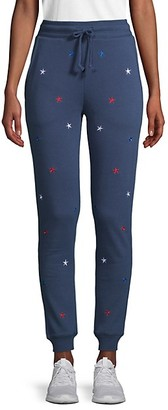 South Parade Star-Print Sweatpants