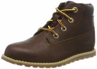 Timberland Pokey Pine 6-Inc (Toddler) Unisex Kids' Ankle Boots