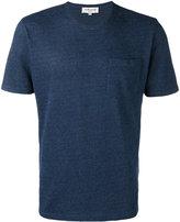 YMC plain T-shirt - men - Cotton/Polyester - L