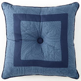JCPenney Bensonhurst Tufted Square Decorative Pillow