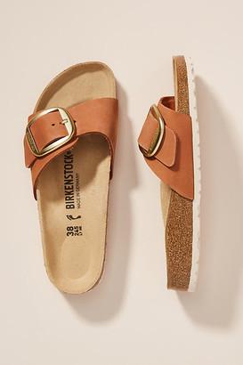 Birkenstock Madrid Big Buckle Sandals By in Assorted Size 36