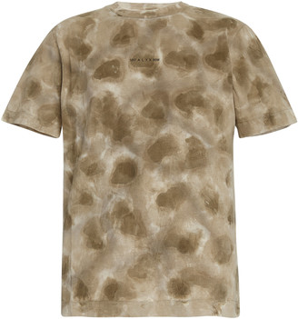 Alyx SS Printed Cotton T-Shirt