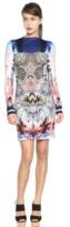 Clover Canyon Corset Print Dress