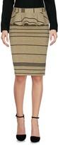 Patrizia Pepe Knee length skirts - Item 35339660