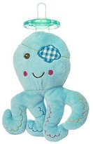 Mary Meyer Baby Buccanneer Octopus Wubbanub Pacifier by