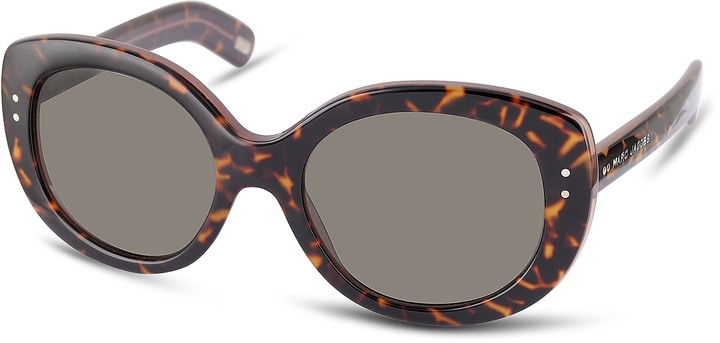 Thumbnail for your product : Marc Jacobs Vintage Inspired Round Frame
