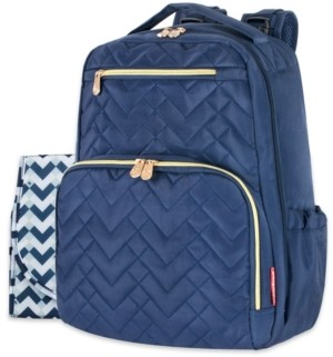 Fisher-Price Signature Quilt Diaper Backpack