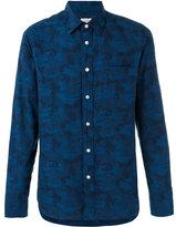 Bellerose camouflage print shirt - men - Cotton - S