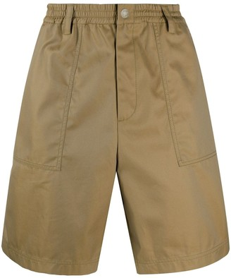 Koché Relaxed Tailored Shorts