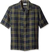 Vince Men's Short Sleeve Cabana Shirt