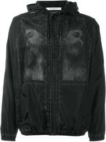 Givenchy Christ print windbreaker jacket - men - Polyamide/Polyester - S