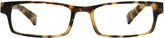 Johnston & Murphy Rectangular Tortoise Readers