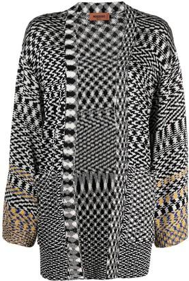 Missoni Knitted Cardi-Coat