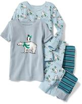 Old Navy 4-Piece Sleep Set for Toddler & Baby