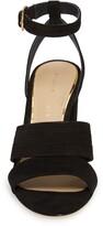 Thumbnail for your product : Etienne Aigner Legend Suede Ankle Strap Sandal