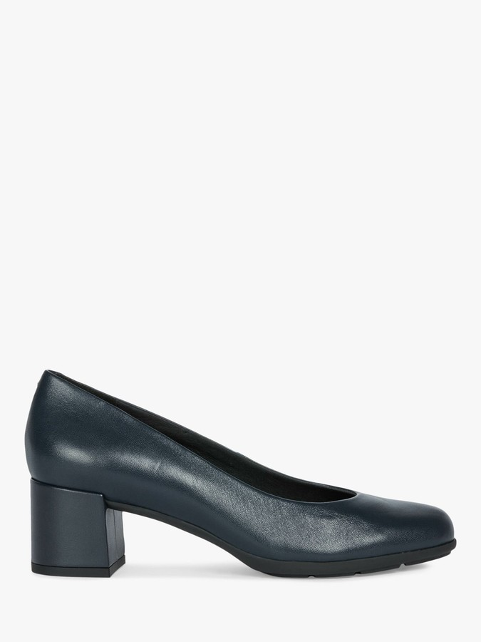 womens leather court shoes