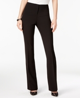 Alfani Petite Straight-Leg Trousers, Created for Macy's