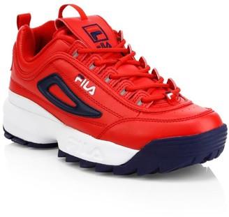 Fila Little Kid's & Kid's Disruptor II Premium Sneakers