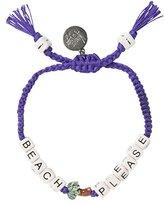 Venessa Arizaga Purple Beach Please Bracelet