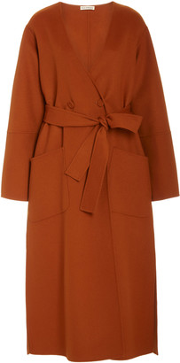 Ulla Johnson Gwyneth Wool Coat