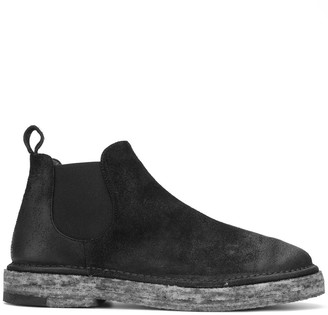 Marsèll Contrast Sole Ankle Boots
