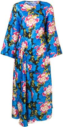 Kenzo relaxed fit floral dress