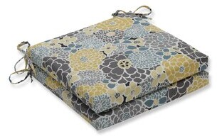 Bronx Indoor/Outdoor Dining Chair Cushion Ivy
