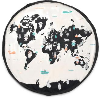 PlayGo LTD Play & Go World Map Play Mat