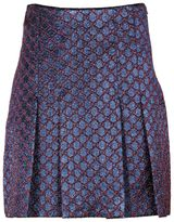 Gucci Gg Pleated Mini Skirt