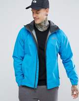 The North Face Quest Lightweight Waterproof Jacket In Blue