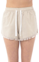 Nude Lucy Jasper Linen Short