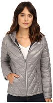 Jessica Simpson Hooded Packable Jacket