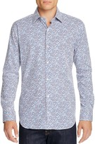 Tailorbyrd Yangtze River Classic Fit Button-Down Shirt