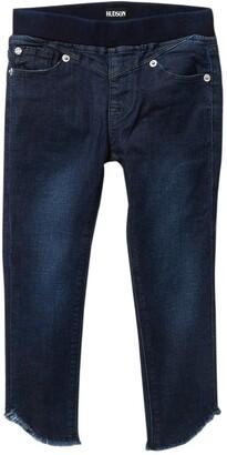 Hudson Alani Pull-On Skinny Jeans
