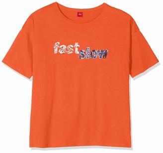 S'Oliver Girl's 66.908.32.5703 T-Shirt