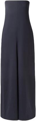The Row Liu Wool-blend Jumpsuit