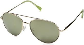 Elie Tahari Eli Tahari Women's EL238 GDGR Aviator Sunglasses