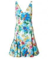 Polo Ralph Lauren Magnolia Floral Skater Dress
